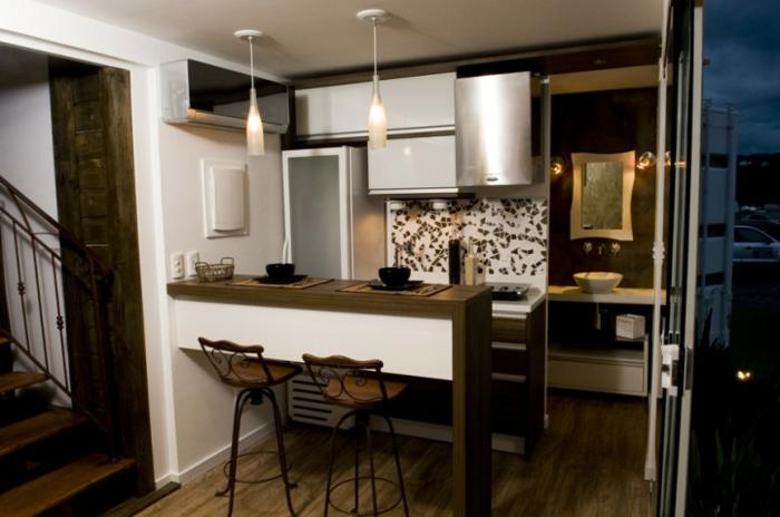 Offene Küche Ideen Küchenbilder Kleine Küche Einrichten