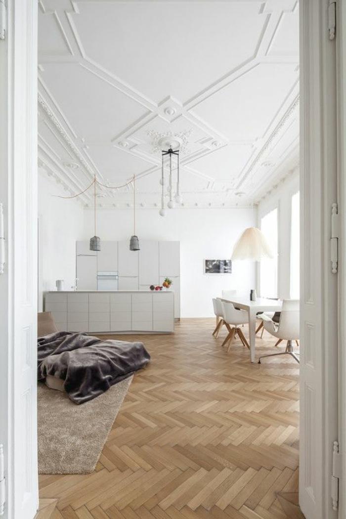 offene k che ideen so richten sie eine moderne k che ein. Black Bedroom Furniture Sets. Home Design Ideas