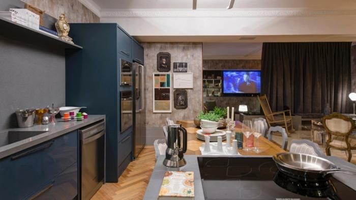 offene Küchen Küchengestaltung Ideen Küchenbbeispiele