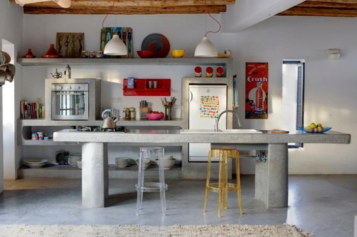 Beautiful Offene Küchen Beispiele Pictures - House Design Ideas ...