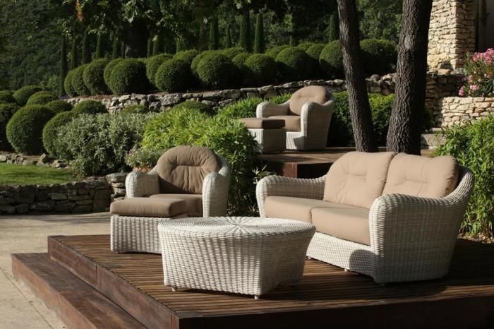 35 Rattan Sofa Garten - Rattan Sofas sind perfekt für Ihre ...