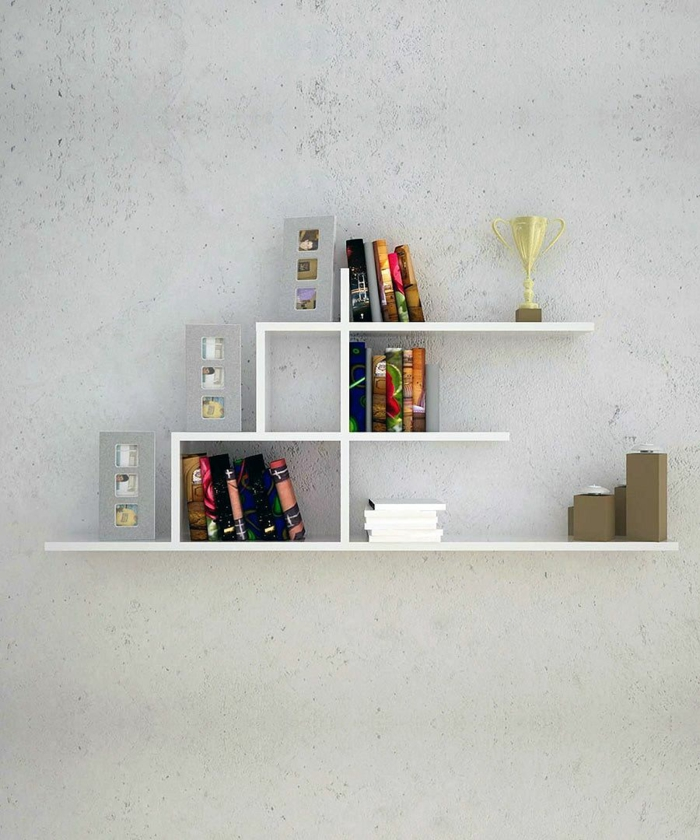 Wall Shelf Design Images : Ideen f?r regal selber bauen freshideen