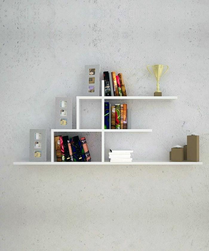 Bücherregal Selber Bauen Kreativ = regal selber bauen  50 kreative ideen, wie sie mehr