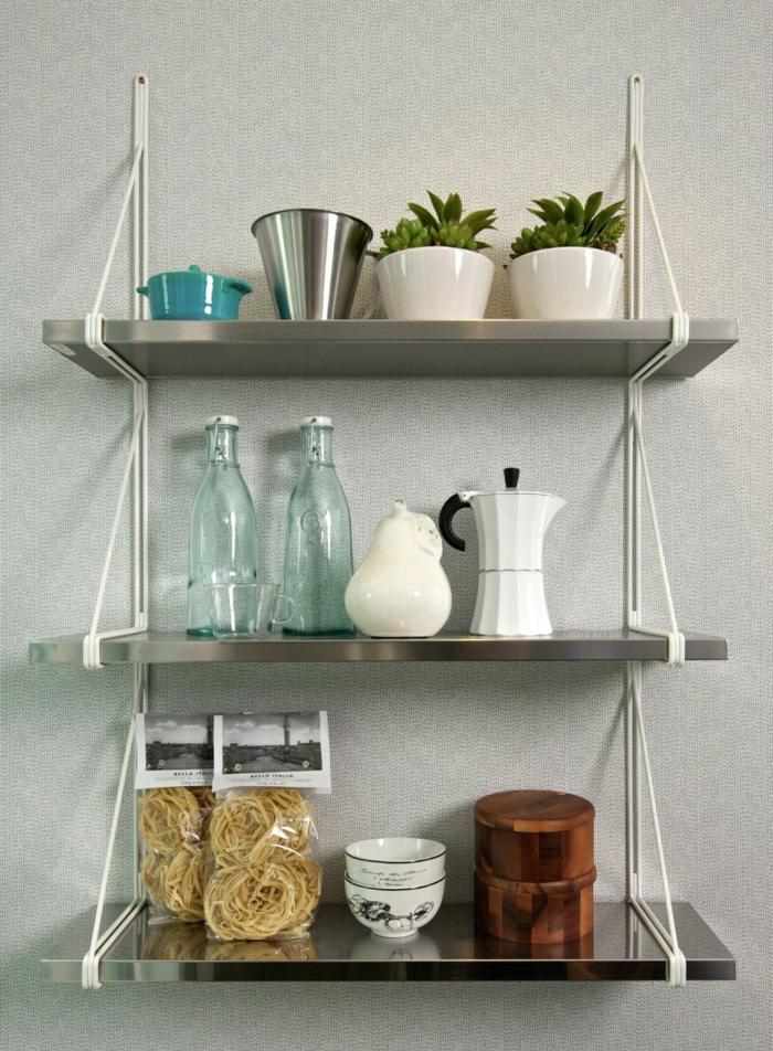 regal selber bauen wandregale diy ideen wohnideen küche