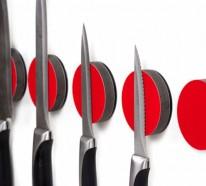 Messer Magnetleiste: So haben Sie alle Küchenmesser im Blick