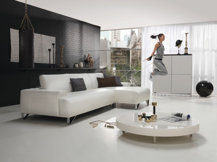 Chestha.com | Design Blau Fußboden