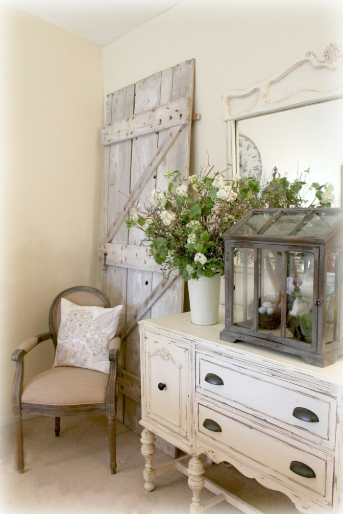 shabby chic kommode 39 inspirationen f r mehr. Black Bedroom Furniture Sets. Home Design Ideas