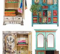 Shabby Chic Möbel und Boho Style – eine perfekte Kombination für mehr Wohnlichkeit