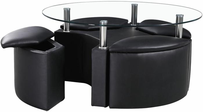 Sitzhocker Mit Stauraum Wohnzimmer Einrichten Couchtisch