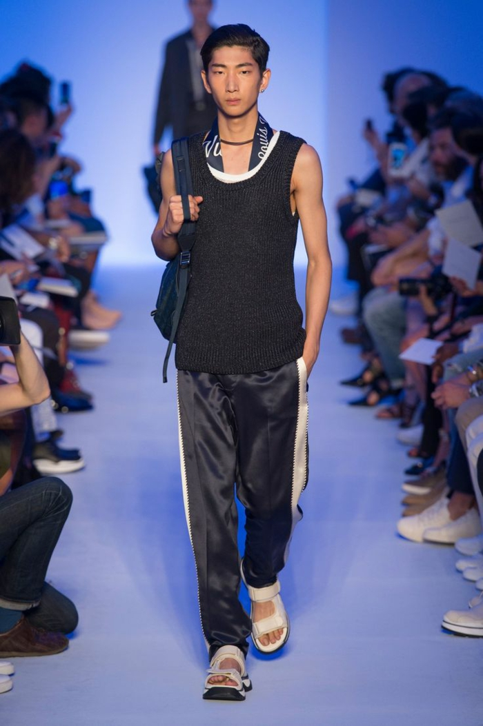 sommeroutfits louis vuitton 2016 sommermode herren tendenzen sportliche kleider causal style