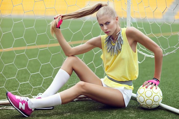 sportmode damen sportbekleidung damenmode tendenzen 2016 sportkleider