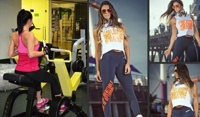 sportmode damen sportbekleidung sporthosen sportkleider sportoberkleider