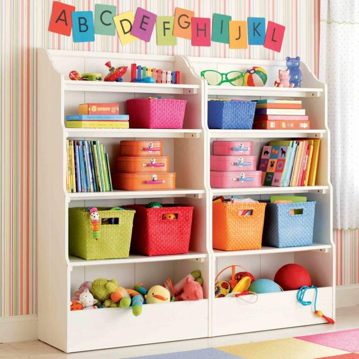 44 stauraum ideen f r ein wohnliches zuhause - Stauraum kinderzimmer ...