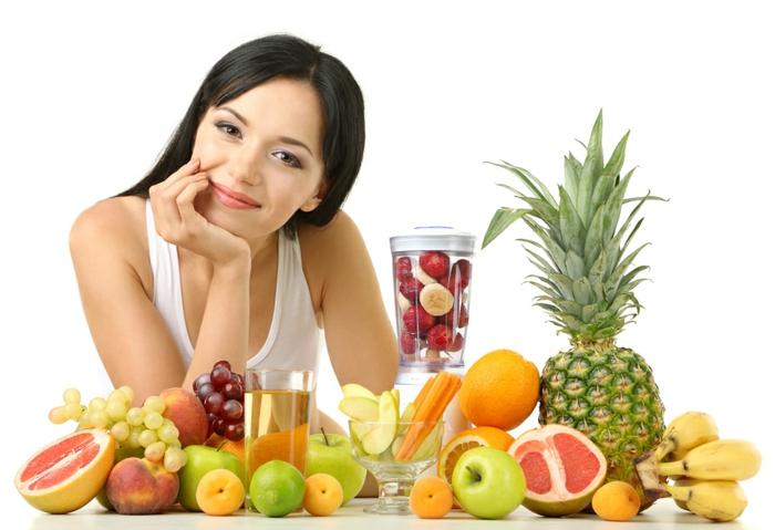 untergewicht gesund essen gesunde getränke früchte