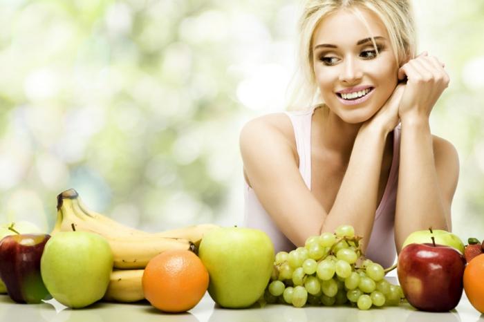 gesund zunehmen untergesicht gründe früchte essen