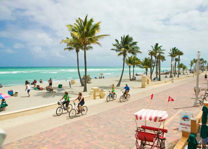 urlaub florida Fort Lauderdale Beach besuchen reiseziele
