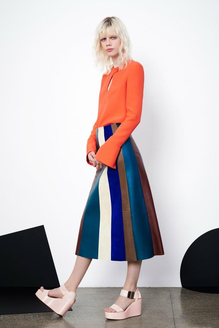 vintage kleider neue tendenzen 2016 derek lam
