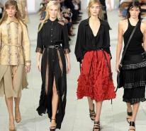 Vintage Kleider 2016 – die neusten Modetrends direkt aus dem Laufsteg