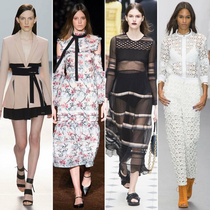 vintage kleider new york mode 2016 damenmode haute couture