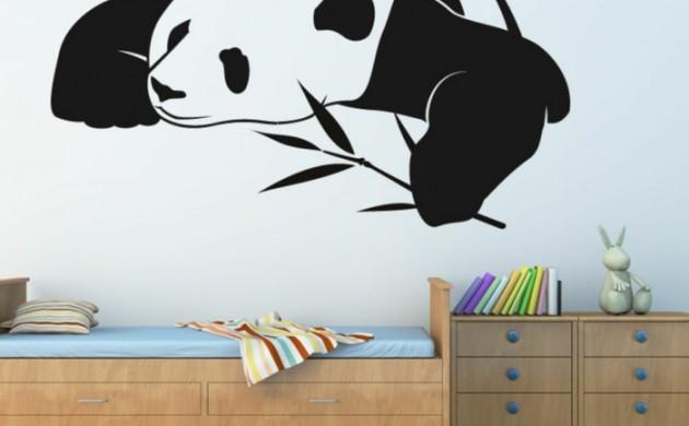 Wandtattoo designs f r die moderne wanddekoration - Moderne wandtattoos ...