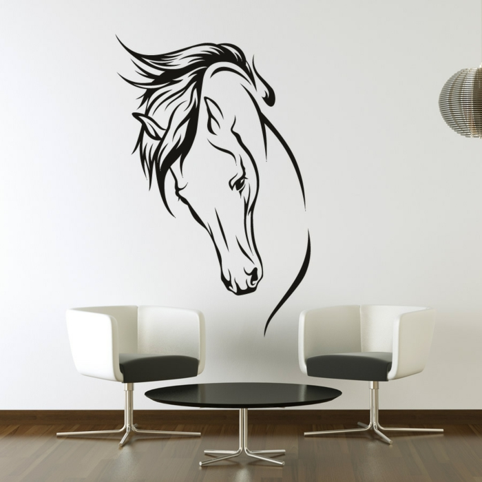 wandtattoos einige einfache ideen wie sie ihre w 228 nde wall sticker decor 9 300 215 300 beautiful wall sticker decoration