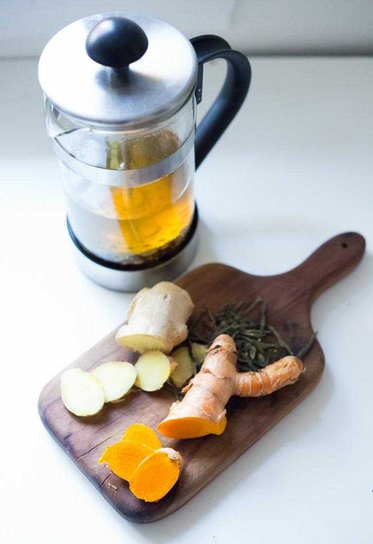was ist Kurkuma und wie wird Kurkuma Tee zubereitet