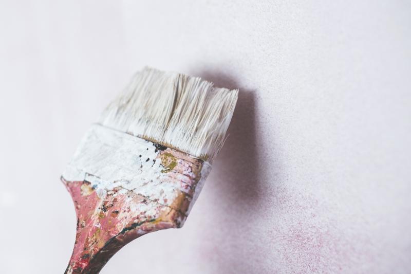 weiße Wandfarben Ideen Wände streichen Farbideen