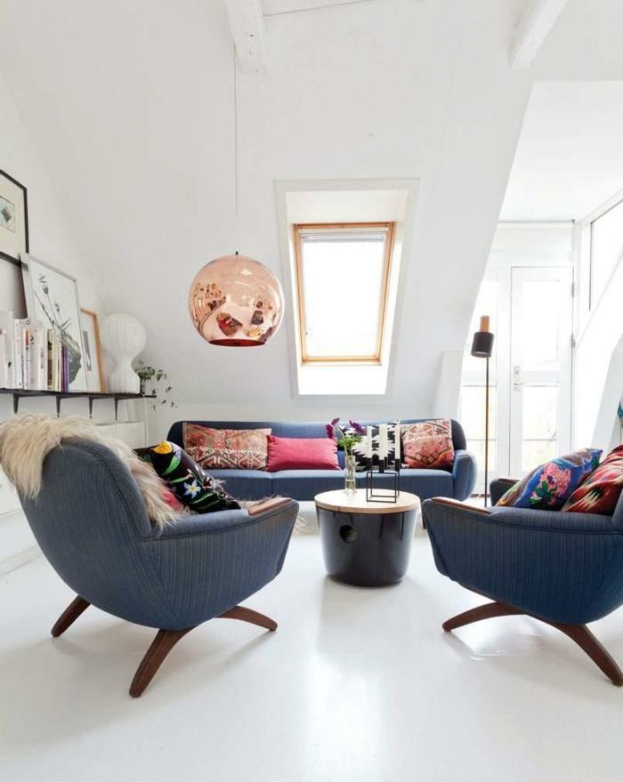 60 wohntrends für 2016 - die eigene wohnung nach den neuen trends, Wohnzimmer dekoo