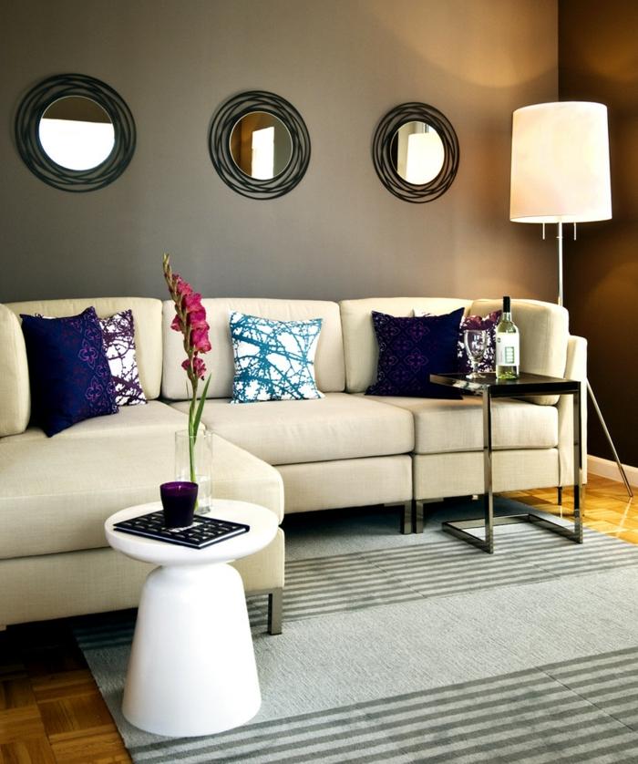 wohnung dekorieren 55 innendeko ideen in 6 praktischen schritten. Black Bedroom Furniture Sets. Home Design Ideas