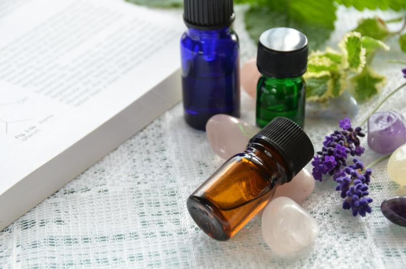 ätherische Öle Wirkung Aromaöl Edelsteine