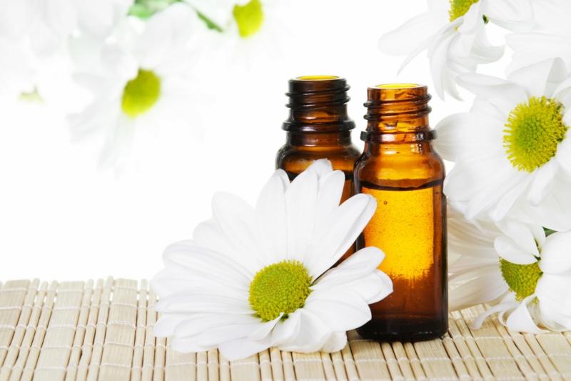 ätherische Öle Wirkung Aromaöl Enspannung Therapie