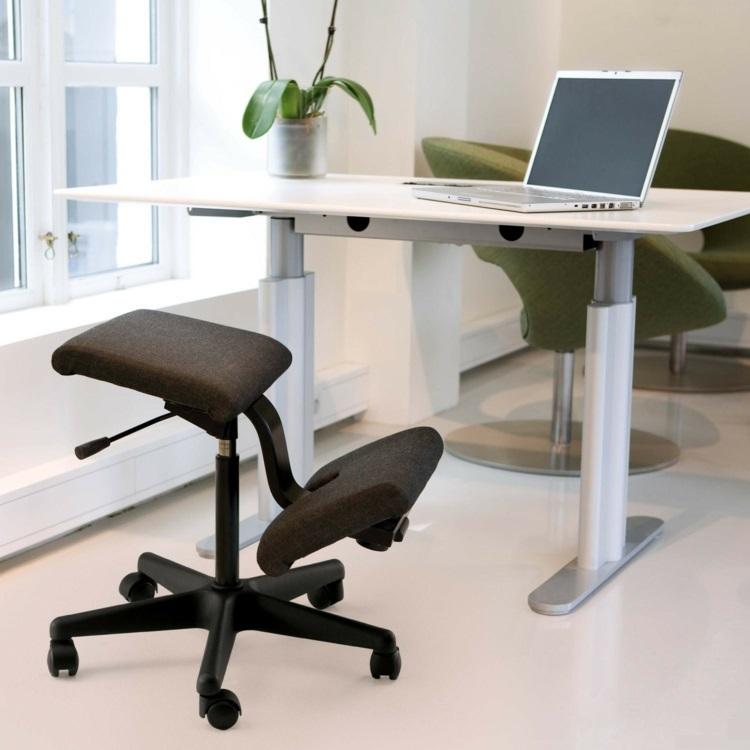schonen sie ihren r cken durch ergonomische st hle. Black Bedroom Furniture Sets. Home Design Ideas