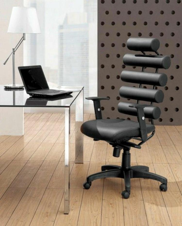 Büromöbel ergonomische Stühle rückenschonende Bürostühle