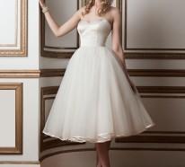 Wie sieht das perfekte Kleid fürs Standesamt aus?