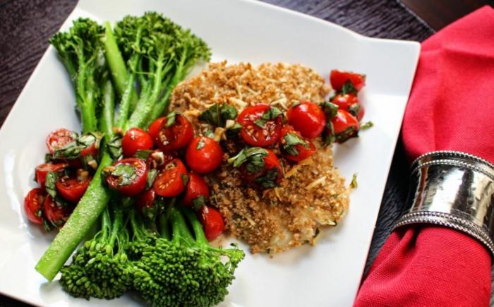 Fisch zubereiten frisches fleisch fisch rezepte brokoli