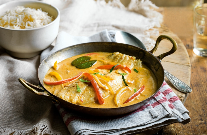 Fisch zubereiten frisches fleisch fisch rezepte curry