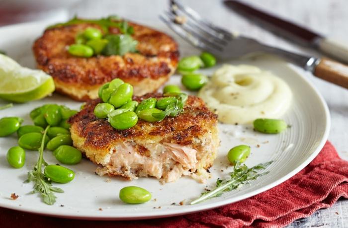 Fisch zubereiten frisches fleisch fisch rezepte miso wasabi