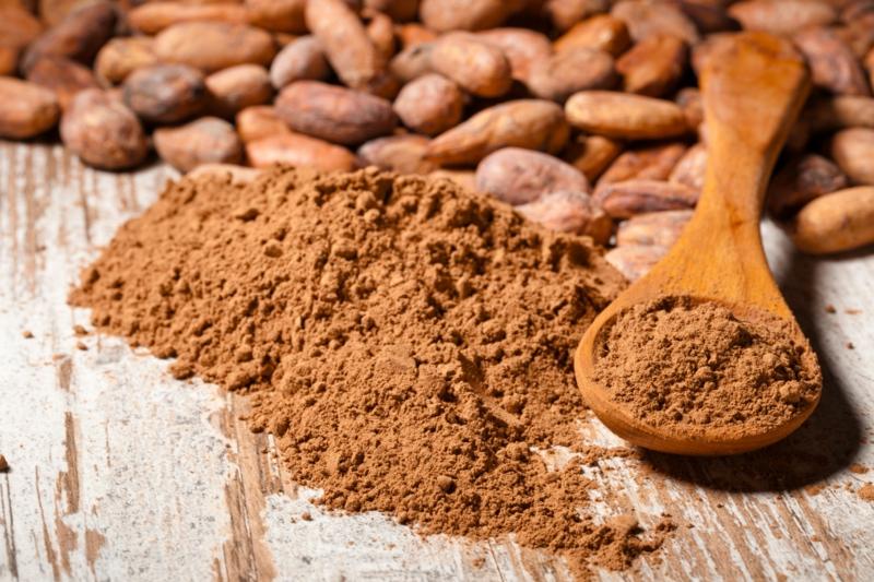 Haarpflege selber machen Haarmaske mit Kakao