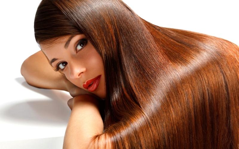 Haarpflege selber machen Haarmaske schöne Haare Tipps