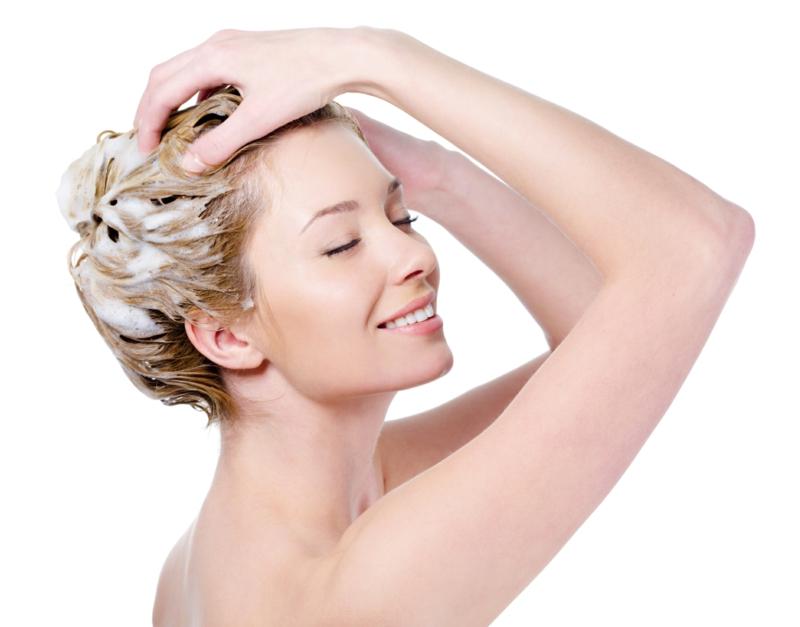 Haarpflege selber machen Haarwäsche Tipps Haarmaske verwenden