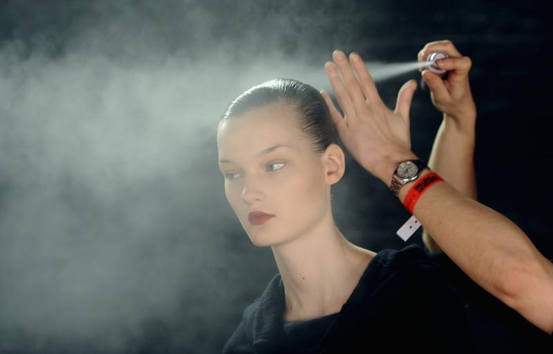 Haarpflege selber machen hausgemachter Haarspray Rezept