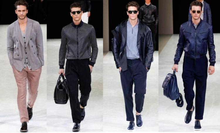 Herrenhosen 2016 Tendenzen moderne Hosen Männer