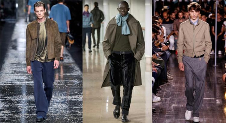 Herrenhosen 2016 Trends Farben moderne Hosen Männer Wintermode