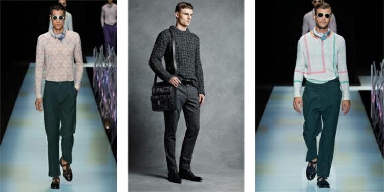 Herrenhosen 2016 Trends Farben moderne Hosen Männer