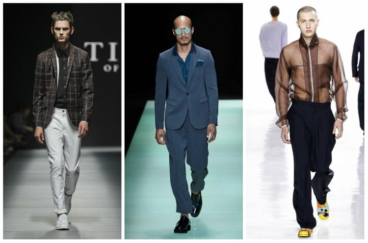 Herrenhosen 2016 Trends moderne Hosen Männer