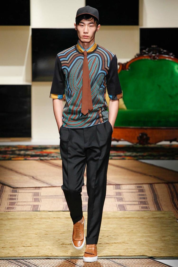 Herren Hosen Trends moderne Hosen mit Bügelfalte
