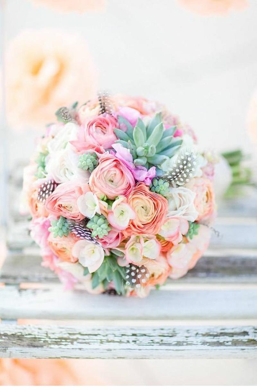 Hochzeit planen interessante Fakten Numerologie Brautstrauß