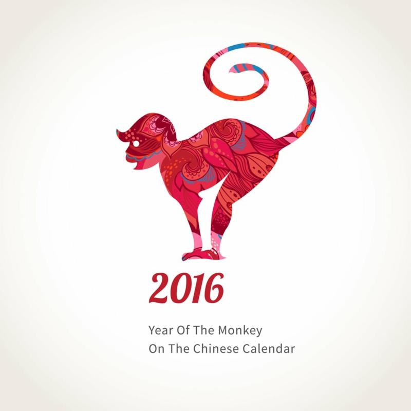 Hochzeit planen interessante Fakten Numerologie chinesisches Horoskop Affe rot