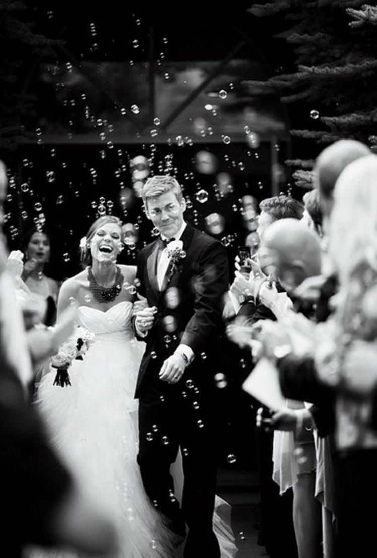Hochzeitsfeier Schwarz Weiß Hochzeitsfotos