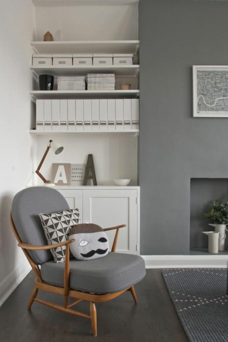 inneneinrichtung wohnzimmer ideen: acherno elegante raumgestaltung